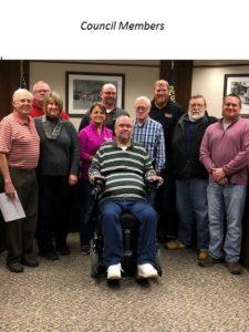 Council Members 2018